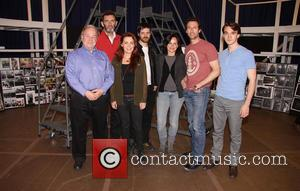 Fred Applegate, Jimmy Nail, Rachel Tucker, Michael Esper, Sally Ann Triplett, Aaron Lazar and Collin Kelly-sordelet