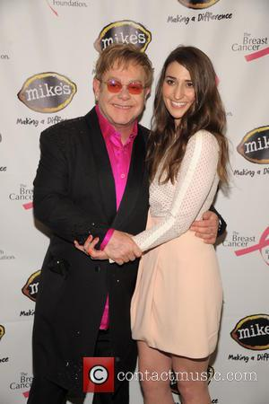 Elton John and Sara Bareilles - Breast Cancer Research Foundation - Hot Pink Party at the Warldorf Astoria - New...