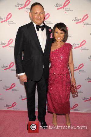 John Demsey and Alina Cho