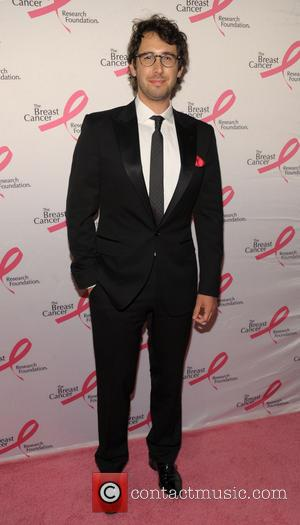 Josh Groban - Breast Cancer Research Foundation - Hot Pink Party at the Warldorf Astoria - New York City, New...