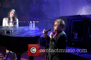 Sara Bareilles and Elton John
