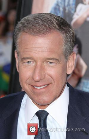 Brian Williams Tells More About His 'Embarrassing Dad' Stunt