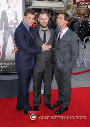 Nicholas Stoller, Evan Goldberg and James Weaver