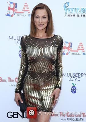 Nancy La Scala - Screening of 'The Gun, The Cake And The Butterfly' at ArcLight Cinemas - Arrivals - Los...