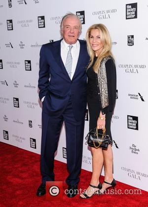 James Caan and Linda Stokes - 41st Annual Chaplin Award Gala honoring Rob Reiner - New York, New York, United...