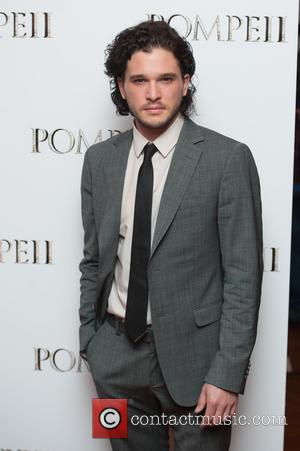 Kit Harington - Fan screening of POMPEII held at the Vue West End - Arrivals. - London, United Kingdom -...