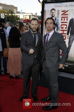 Evan Goldberg and James Weaver