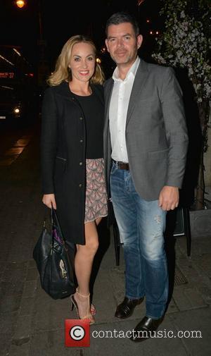 Kathryn Thomas and Padraig Mcloughlin