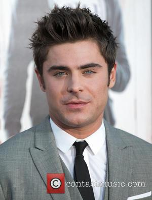 Zac Efron - Universal Pictures World premiere of NEIGHBORS