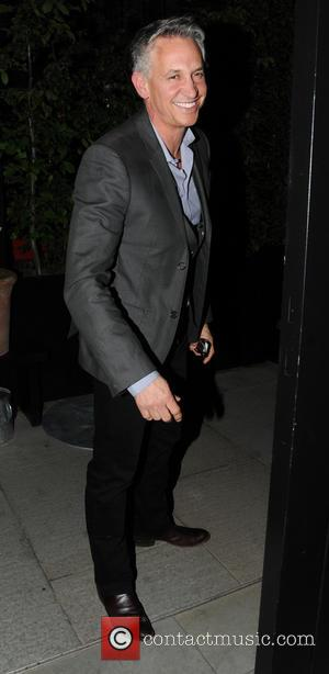 Gary Lineker - Celebrities at the Chiltern Firehouse restaurant in Marylebone - London, United Kingdom - Monday 28th April 2014