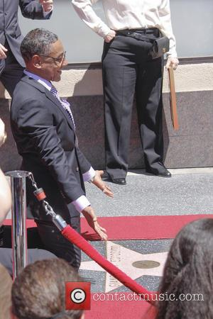 Giancarlo Esposito - Giancarlo Esposito is honored with a Star on the Hollywood Blvd Walk of Fame - Hollywood, California,...