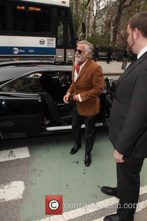 The Most Intresting Man and Jonathan Goldsmith