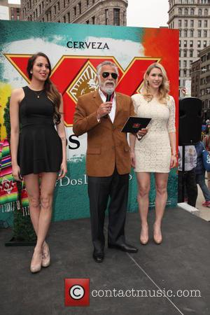 The Most Intresting Man and Jonathan Goldsmith - Jonathan Goldsmith, who depicts 'The Most Interesting Man in the World' in...