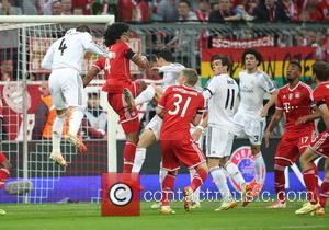 Munich, Sergio Ramos Goal 0:1 and Real Madrid