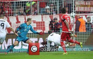 Munich, Sergio Ramos Goal 0:2 and Real Madrid