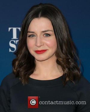 Caterina Scorsone - Premiere of 'Mom's Night Out' held at the TCL Chinese Theater - Arrivals - Los Angeles, California,...