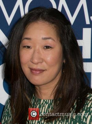 Sandra Oh - Premiere of 'Mom's Night Out' held at the TCL Chinese Theater - Arrivals - Los Angeles, California,...