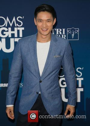 Harry Shum Jr. - Moms Night Out Premiere at TCL Chinese Theater - Red Carpet - Los Angeles, California, United...