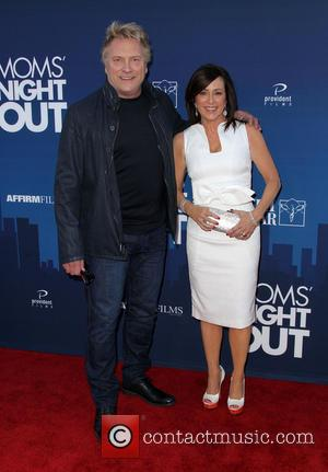 Patricia Heaton and David Hunt - Premiere of 'Mom's Night Out' held at the TCL Chinese Theatre IMAX - Arrivals...