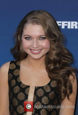Sammi Hanratty - Premiere of 'Mom's Night Out' held at the TCL Chinese Theatre IMAX - Arrivals - Los Angeles,...