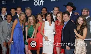Sean Astin, Trace Adkins, Sarah Drew, Sammi Hanratty, Patricia Heaton, Abbie Cobb, Andrea Logan White and David Hunt