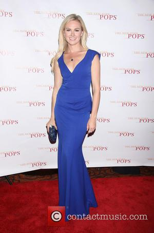 Laura Bell Bundy - The New York Pops 31st Birthday Gala Dinner held at the Mandarin Oriental Hotel - Arrivals....