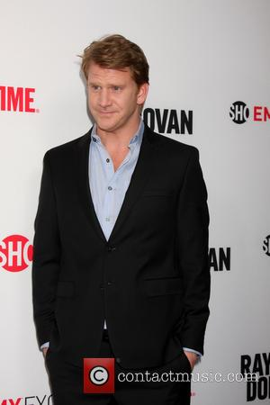 Dash Mihok - howtime's RAY DONOVAN screening and panel discussion at the Television Academy on Monday, April 28th - North...