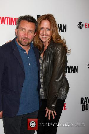 Eddie Marsan and Brooke Smith