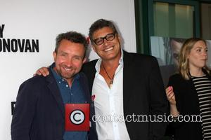 Eddie Marsan and Steven Bauer