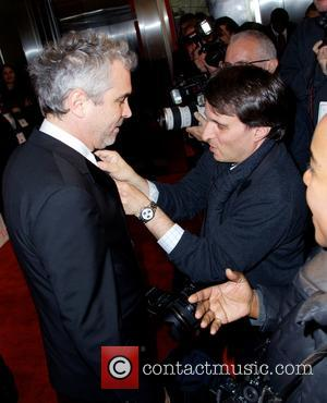 Alfonso Cuarón - =TIME celebrates its TIME 100 issue of the 100 most influential people in the world gala at...