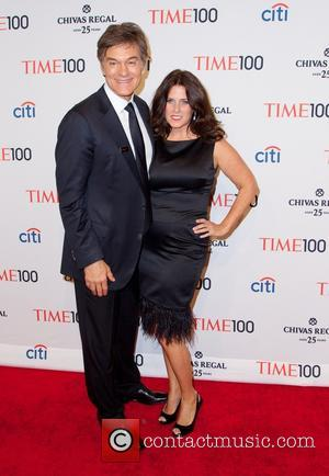 Mehmet Oz and Lisa Oz