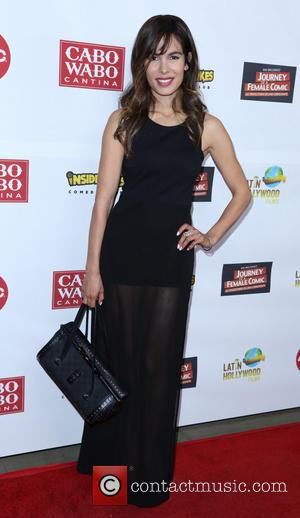 Nadine Velazquez - Premiere of 'Journey of a Female Comic' held at TCL Chinese Theatre - Arrivals - Los Angeles,...