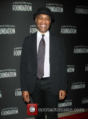 Joe Morton - SAG Foundation Actors Center - Arrivals - New York, New York, United States - Wednesday 30th April...