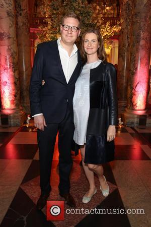 Chloe Delevingne and Husband Edward Grant