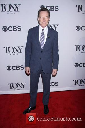 Bryan Cranston - Meet the 2014 Tony Nominees press junket held at the Diamond Horseshoe at the Paramount Hotel -...