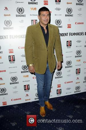 Tamer Hassan - Raindance Film Festival inaugural party to celebrate independent film and filmmakers. Event also raises funds for the...