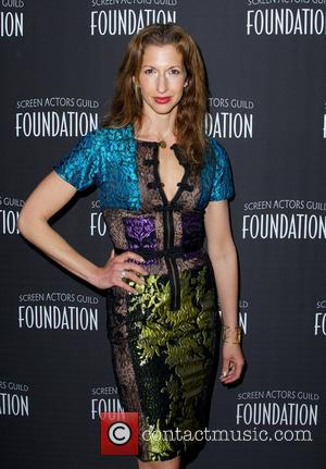 Alysia Reiner - Celebrities turn out for the opening of SAG Foundation Actors Center in New York City - New...