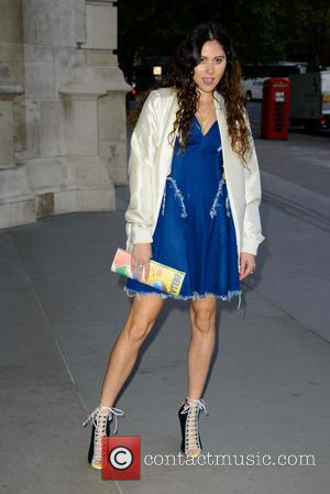Eliza Doolittle - Wedding Dresses 1775 - 2014 - VIP private view - Arrivals - London, United Kingdom - Wednesday...