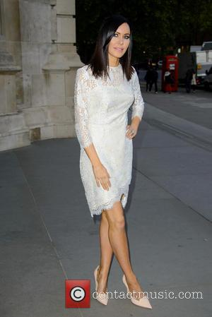 Linzi Stoppard - Wedding Dresses 1775 - 2014 - VIP private view - Arrivals - London, United Kingdom - Wednesday...