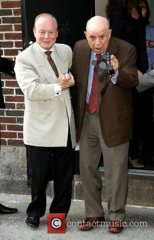Don Rickles - Celebrities outside the Ed Sullivan Theater for their taping on the Late Show with David Letterman. -...