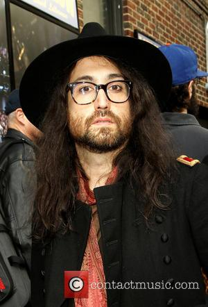 Sean Lennon - Celebrities outside the Ed Sullivan Theater for their taping on the Late Show with David Letterman. -...