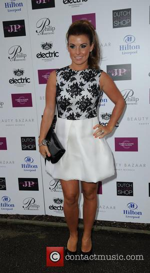 Coleen Rooney - Celebrities arrive for the launch of Phillip Armstrong new store - Liverpool, United Kingdom - Thursday 1st...