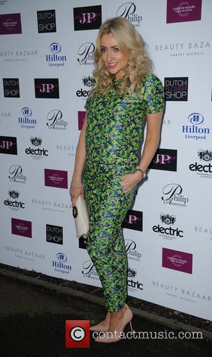 Gemma Merna - Celebrities arrive for the launch of Phillip Armstrong new store - Liverpool, United Kingdom - Thursday 1st...