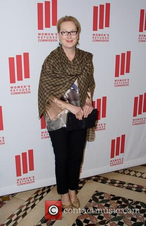 Meryl Streep - 25th Anniversary Voices of Courage Awards Luncheon at Cipriani in New York City - New York City,...