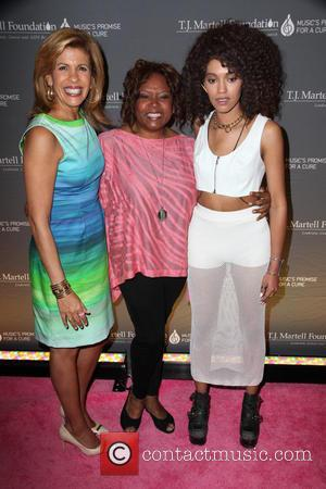 Hoda Kotb, Robin Quivers and Jetta