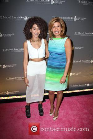 Jetta and Hoda Kotb