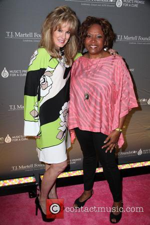 Laura Heatherly and Robin Quivers