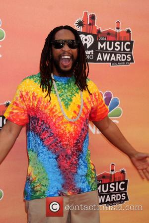 Lil Jon - iHeart Radio Music Awards Arrivals - Los Angeles, California, United States - Thursday 1st May 2014