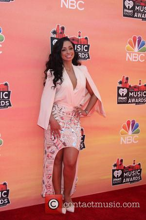 Mya - iHeart Radio Music Awards Arrivals - Los Angeles, California, United States - Thursday 1st May 2014