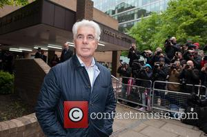 Max Clifford - Celebrity publicist Max Clifford arrives at Southwark Crown Court for sentencing after being found guilty of indecent...